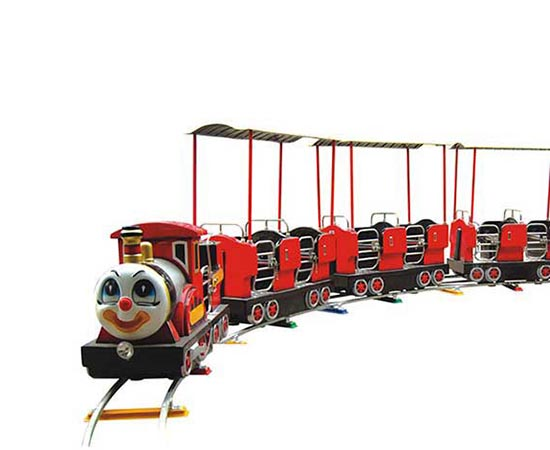Small Children Electric Track Train
